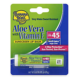Banana Boat® .15 oz. Sunscreen Lip Balm with Aloe Vera and Vitamin E