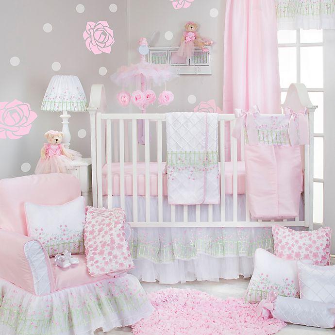 Alternate image 1 for Glenna Jean Secret Garden 3-Piece Crib Bedding Set