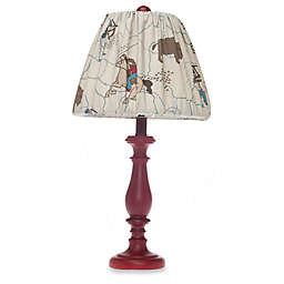Glenna Jean Happy Trails Lamp Base and Shade