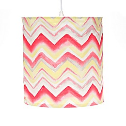 Glenna Jean Harper Hanging Chevron Drum Shade Kit
