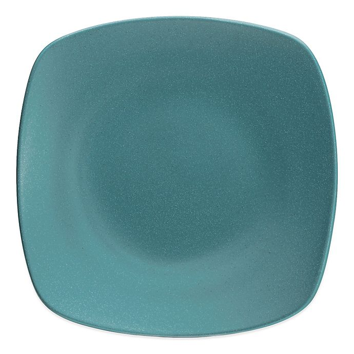 Alternate image 1 for Noritake® Colorwave Small Quad Plate in Turquoise