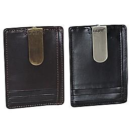 Dopp Leather Regatta Front Pocket Money Clip