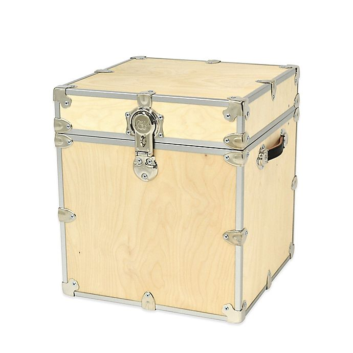 Alternate image 1 for Rhino Trunk and Case™ Cube Naked Rhino Trunk™