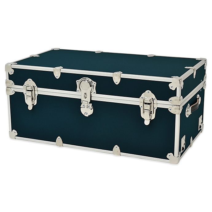 Alternate image 1 for Rhino Trunk and Case™ Large Rhino Armor Trunk in Navy