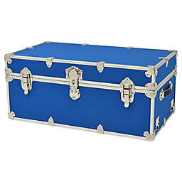 Rhino Trunk and Case™ Large Rhino Armor Trunk in Royal Blue