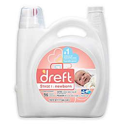 Dreft High Efficiency Liquid Detergent in 150-Ounces (96 Loads)