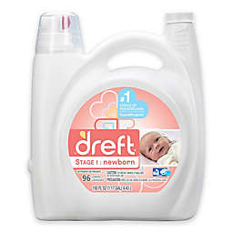 Dreft High Efficiency Liquid Detergent in 150-Ounces (96 Loads)