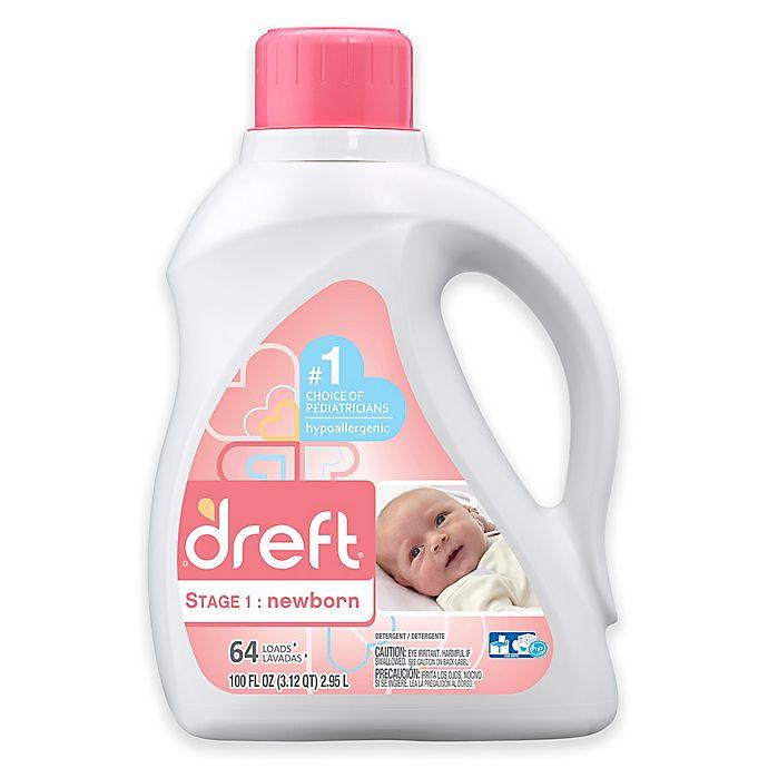 Alternate image 1 for Dreft 100 oz. Liquid Detergent