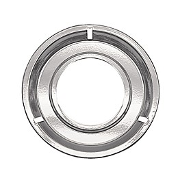Range Kleen Drip Pan in Chrome