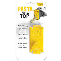 Pasta Box Top in Yellow