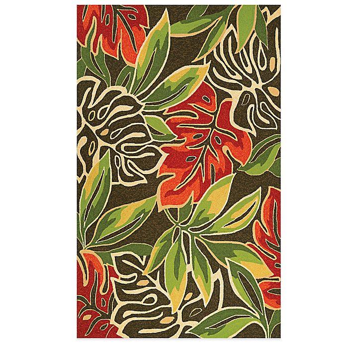 Alternate image 1 for Couristan® Covington Collection Areca Palms Rug