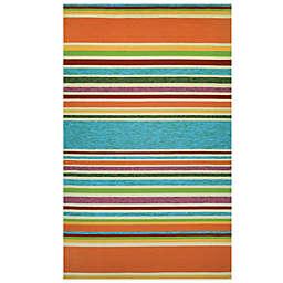 Couristan® Covington Collection Sherbet Stripe Rug