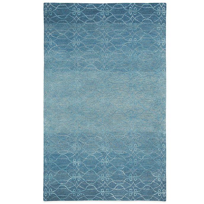 Alternate image 1 for Kevin O' Brien by Capel Rugs Ramblas 3-Foot x 5-Foot Rug in Mediterranean Blue