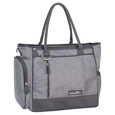 babymoov® Essential Diaper Bag in Heather Grey