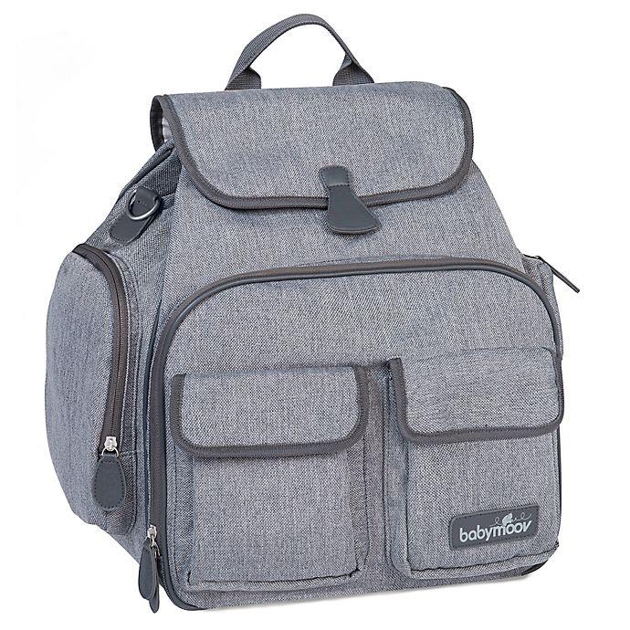 Alternate image 1 for babymoov® Glober Bag in Heather Grey