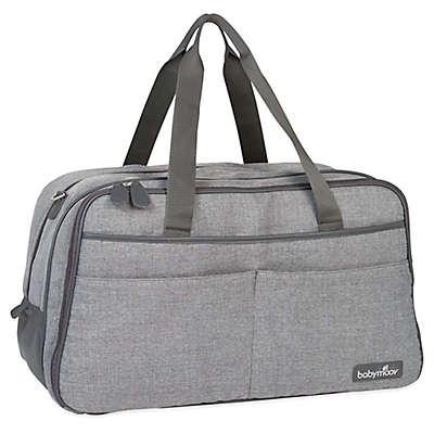 babymoov® Traveller Diaper Bag in Heather Grey