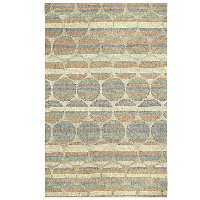 Alternate image 1 for Kevin O' Brien by Capel Rugs Tuscan Sun 5-Foot x 8-Foot Rug in Beige