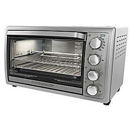 Black & Decker™ 9-Slice Rotisserie Convection Oven