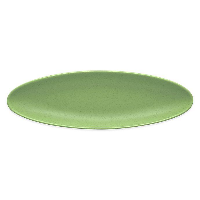 Alternate image 1 for Noritake® Colorwave 9-Inch Oblong Tray in Apple