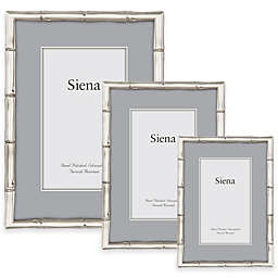 Siena Cast Metal Bamboo Pattern Frame