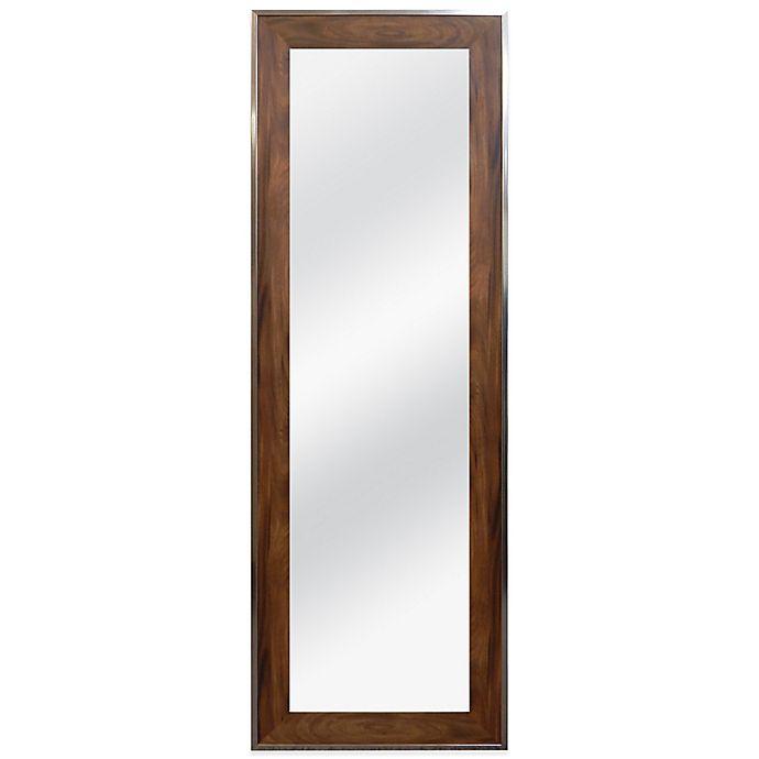 Over The Door 55 3 8 Inch X 19 3 8 Inch Rectangular Mirror