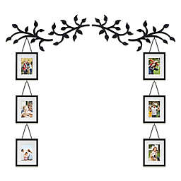 Wall Solutions™ 10-Piece Photo Frame and Vine Set