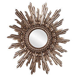 Howard Elliott® 19-Inch x 22-Inch Chelsea Mirror in Silver