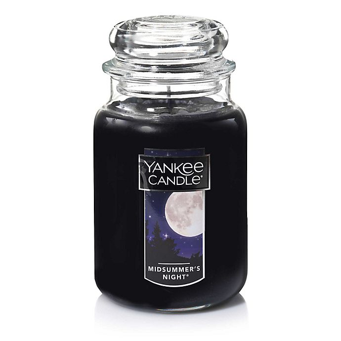 Alternate image 1 for Yankee Candle® Housewarmer® Midsummer's Night® Large Classic Jar Candle
