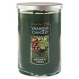 Yankee Candle® Housewarmer® Balsam and Cedar™ Large 2-Wick Tumbler Candle