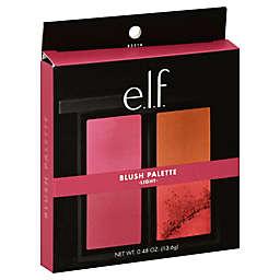 e.l.f. Cosmetics 0.48 oz. Light Blush Palette