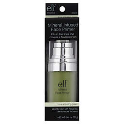 e.l.f. Cosmetics Mineral Infused Face Primer in Tone Adjusting Green