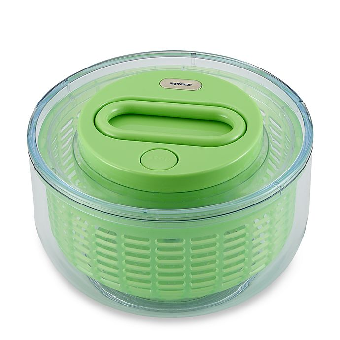 Alternate image 1 for Zyliss® Easy Spin ™ Small Salad Spinner