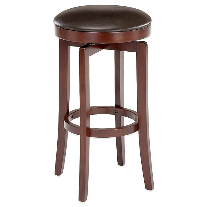 Alternate image 1 for Hillsdale Malone Backless Swivel Counter Stool