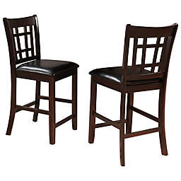 Verona Home Somers Counter Height Dining Chairs (Set of 2)