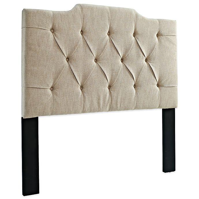 Alternate image 1 for Pulaski Upholstered King/California King Headboard