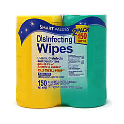 Smart Values™ 150-Count Disinfecting Wipes