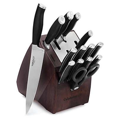 Calphalon® Contemporary Self-Sharpening 15-Piece Cutlery Set with SharpIN™ Technology