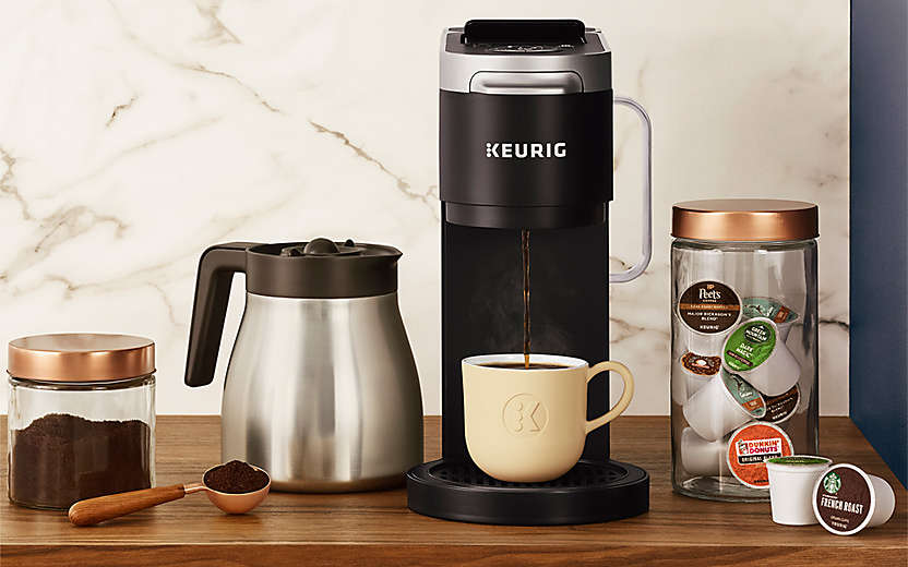 keurig k-duo plus coffee maker