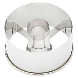 Ateco® Stainless Steel Doughnut Cutter