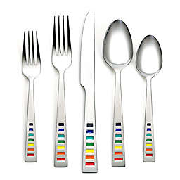 Fiesta® Celebration 20-Piece Flatware Set