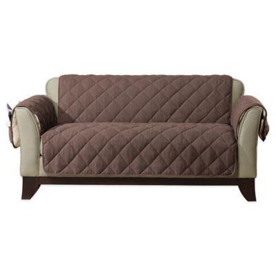 Home Furniture Diy Surefit Chocolate, Sure Fit Loose Sofa Covers Uk