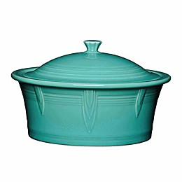 Fiesta® 90 oz. Covered Casserole Dish in Turquoise
