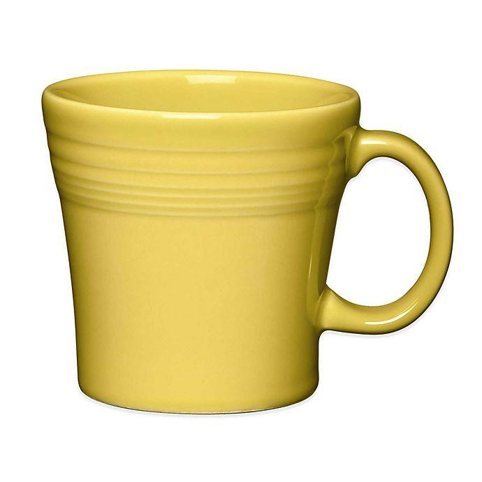 Alternate image 1 for Fiesta® Tapered Mug in Sunflower