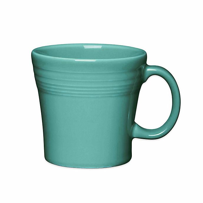 Alternate image 1 for Fiesta® Tapered Mug in Turquoise