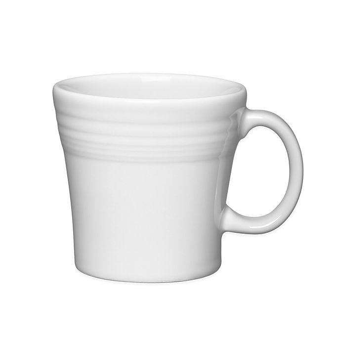 Alternate image 1 for Fiesta® Tapered Mug in White
