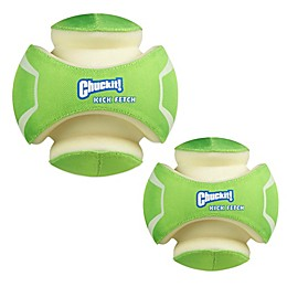 Chuckit!® Kick Max Glow Fetch Toy in Green