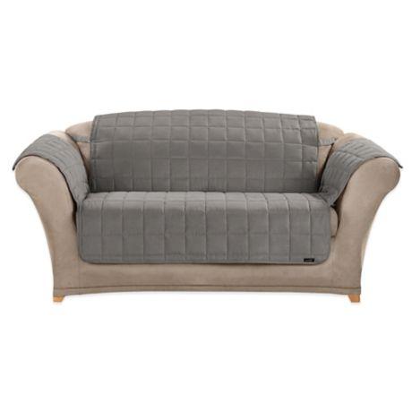 Sure Fit® Water Repellant Pet Furniture Cover  4f54e0272b