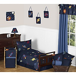 Sweet Jojo Designs® Space Galaxy Toddler Bedding Collection