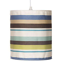 Glenna Jean Liam Hanging Stripe Drum Shade Kit in Multi