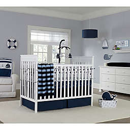 Nautica Kids® Mix & Match Crib Bedding Collection in Navy